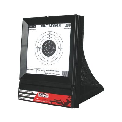 Target con supporto in plastica