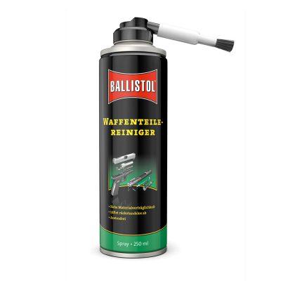 Ballistol – Pulitore per parti di armi con scovolo in Nylon- 250 ml – Waffenteilereiniger