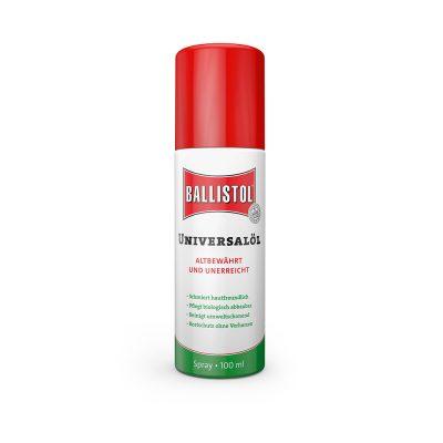 Ballistol – Olio universale Spray 100ml /C6 PZ.