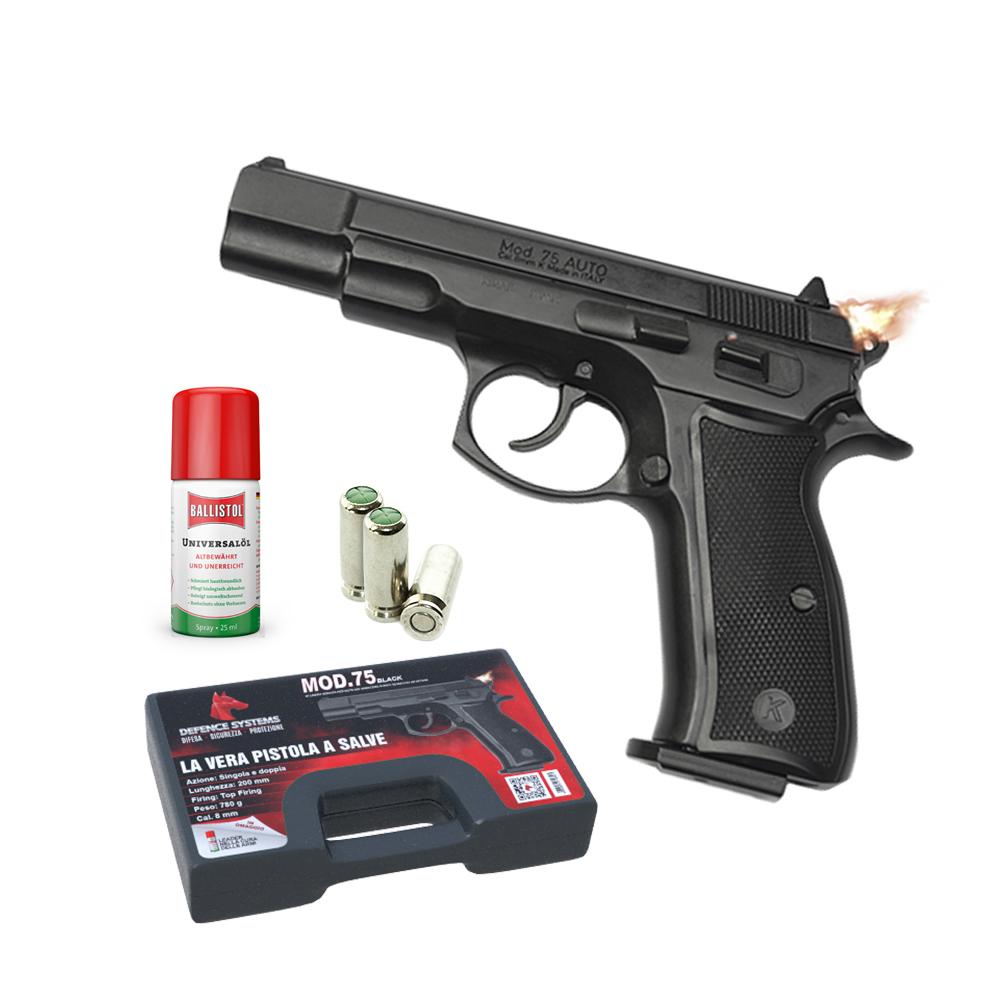 420.002 75 Pistol black